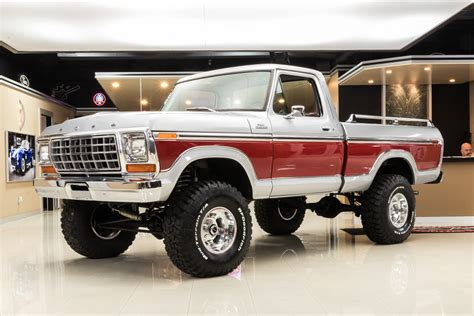 1979 Ford F150 4x4 For Sale by 1979 Ford F150 Ranger 4x4 For Sale 82652 Mcg