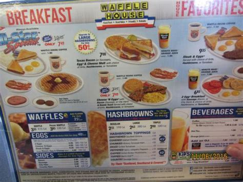 waffle house cassidy ave waffle house columbus 1405 n cassady ave ristorante recensioni numero di