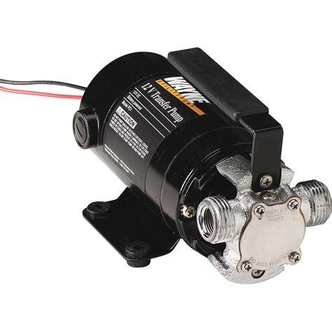 12v water pump wayne 12 volt self priming transfer water pump 340 gph