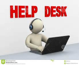 help desk support clipart