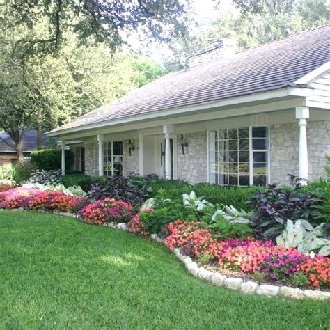 landscaping designs for ranch style homes front yard landscaping ideas for ranch style homes