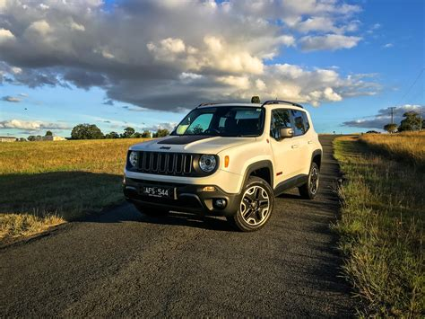 2016 Jeep Renegade by 2016 Jeep Renegade Trailhawk Review Caradvice