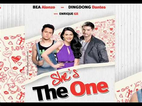 film comedy romance terbaru she s the one official theme song youtube