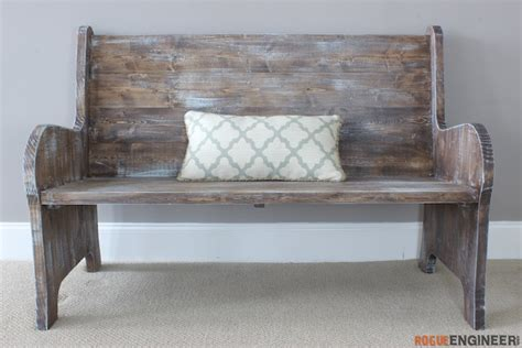 Bedroom Furniture Benches diy furniture for a beautiful foyer