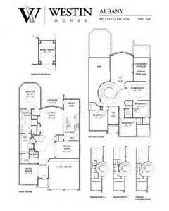 floorplan 171 the albany 171 westin homes my house