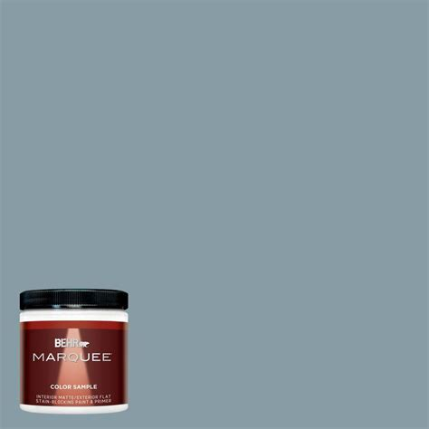 home depot behr marquee paint colors behr marquee 8 oz mq5 27 rainy season matte interior