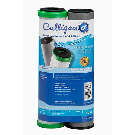 Culligan D-250A Level 4 Premium Drinking Water Replacement ... D 250a