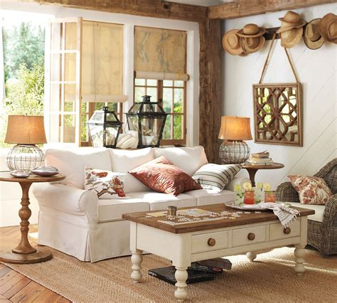decorating with pottery it s here pottery barn summer catalog the wicker house
