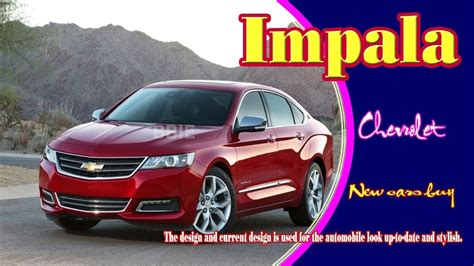 Will There Be A 2020 Chevrolet Impala by 2020 Chevrolet Impala Awd 2019 2020 Chevy