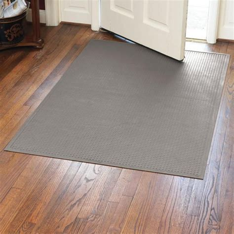 Interior Door Mats Amazing Interior Door Mats 3 Low Profile Door Mat Trap Water Smalltowndjs