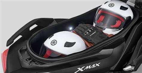pilihan motor matic  bagasi besar bisa muat helm