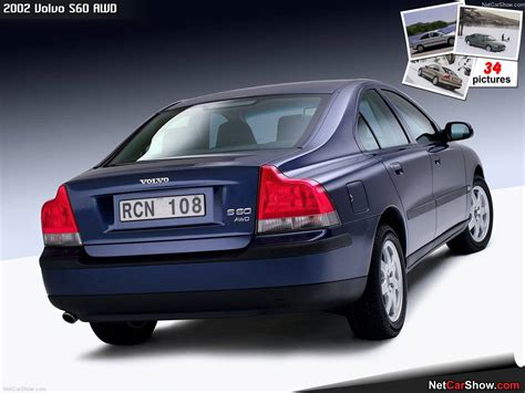 2002 volvo s60 awd pictures information and specs