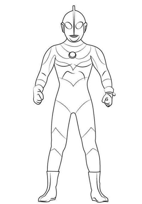 Drawing Ultraman for Android - APK Download
