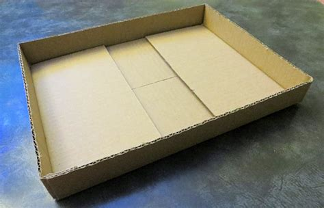 How To Make A Tray Out Of Paper - diy cardboard shreddable mat for rabbits the rabbit house