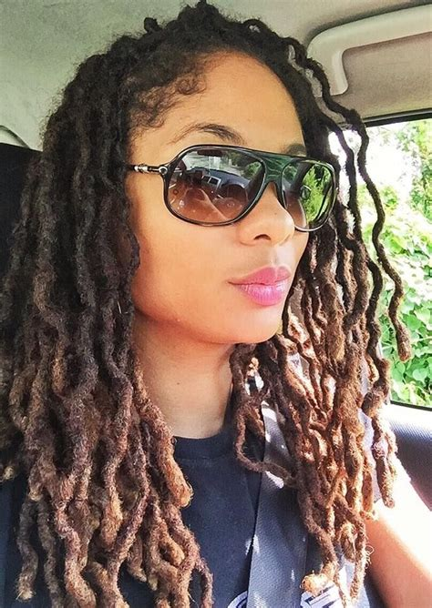 top 10 beautiful dreadlocks style dyed crimped locs naturalhair locs beautiful
