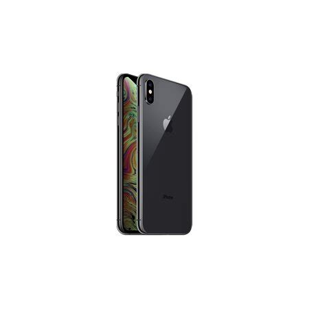 refurbished apple iphone xs max gb space gray lte