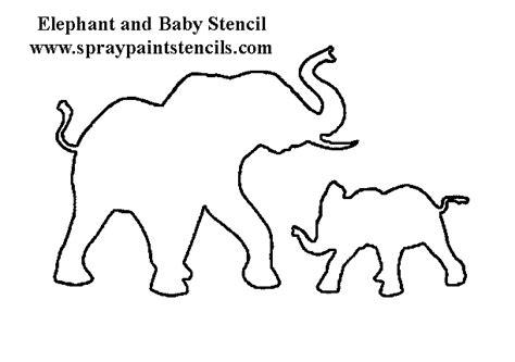 printable animal stencils free animal stencils