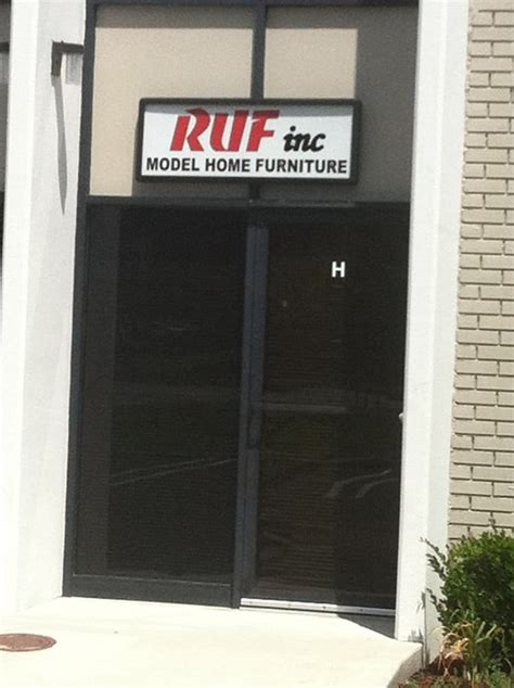 ruf model home furniture closed furniture shops