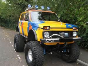 Lada Niva 4x4 For Sale Uk Bigfoot 4x4 For Sale Autos Post