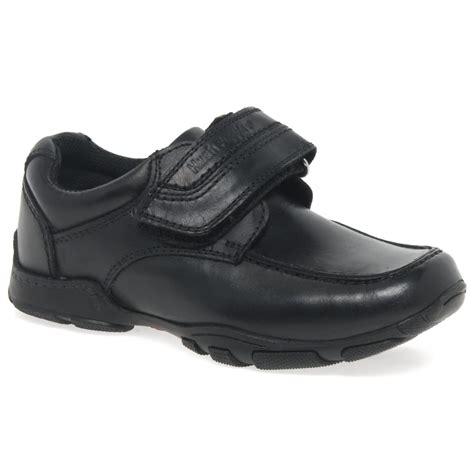 B1 Hush P hush puppies freddy boys junior school shoes boys from charles clinkard uk