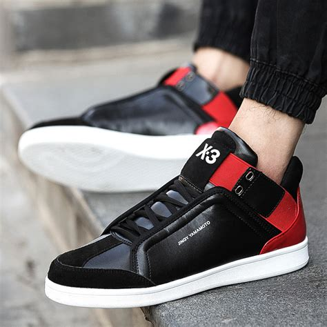 y3 sneakers mens y3 shoes soled casual shoes mens fall high fashion s