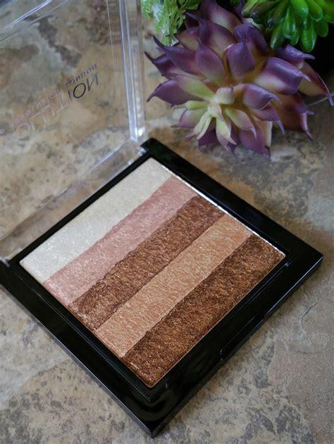 Bronze Makeup Revolution Shimmer Brick highlight for days makeup revolution shimmer brick
