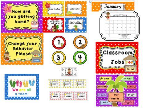 Classroom Decoration Kits by Creative Teaching Ideas
