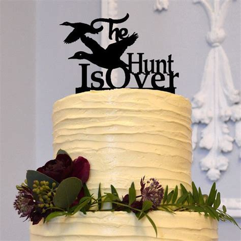 Best 25  Hunting grooms cake ideas on Pinterest   Duck