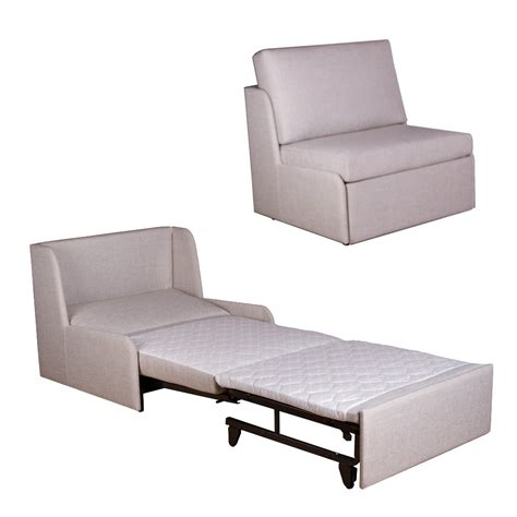 Single Sofa Sleeper Chair Artwork Of Minimize Your Interior With That Turn Into Bed For Stylish And Compact