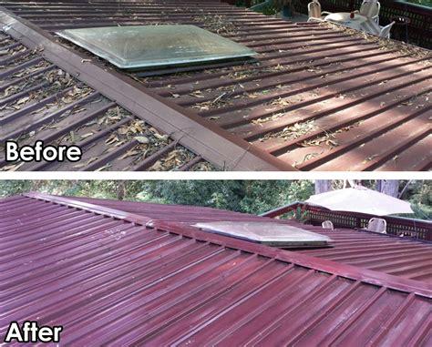 tin shed roof maintenance ferny creek roof