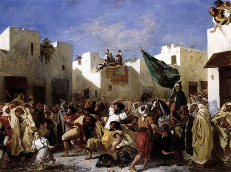 moroccan art history eugene delacroix paintings for wholesale