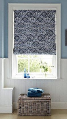 fabric for bathroom blinds funky patterned roller blinds in white blue green made to measure kitchen