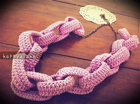 Quartz Pendant Tanpa Kalung Rantai knitted chain necklace happyloveydoveylife