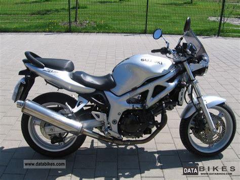 2002 Suzuki Motorcycles 2002 Suzuki Sv650n