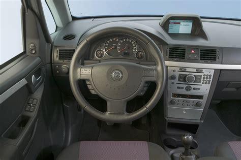 Z Interior 012 2009 Opel Meriva Image Https Www Conceptcarz Images