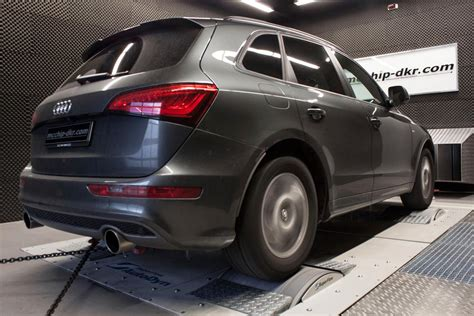 Audi Q5 Chiptuning by Chiptuning Audi Q5 3 0 Tdi