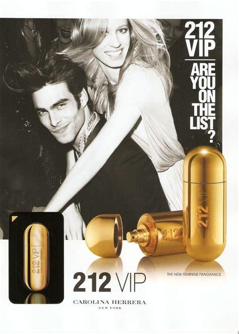 Parfum Carolina Herrera 212 Vip carolina herrera 212 vip fragrance 2011 ad caign