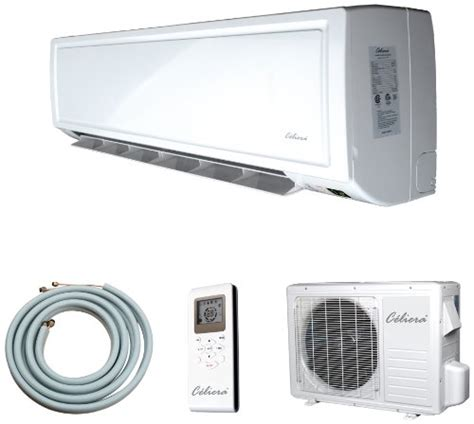 indoor single room air conditioner single room air conditioners celiera 9000 btu ductless