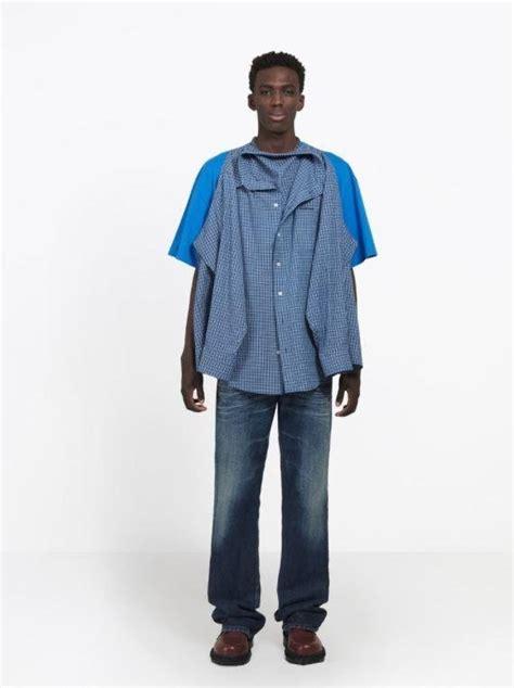 Tshirt Kaos Coma balenciaga keluarkan baju yang bikin bingung apa sih