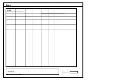 qt layout expand qt make qtablewidget expand when dialog window size is