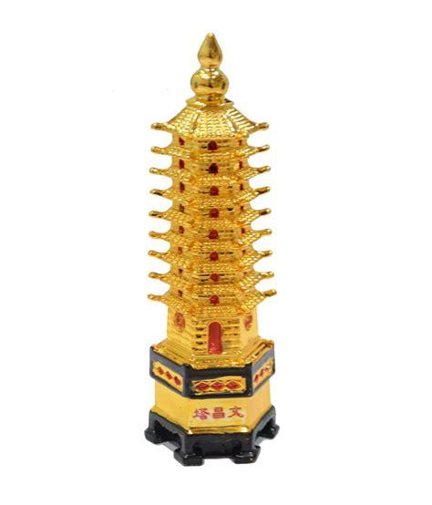 feng shui yellow 40 off on anjalika yellow feng shui education tower on