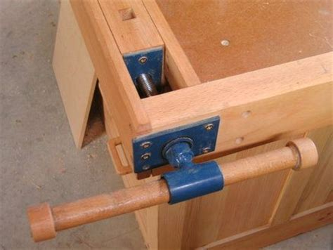 homemade bench vise plans homemade vise hardware needs acme threaded rod to