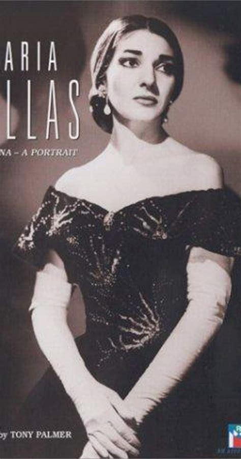 maria callas movie san diego maria callas la divina a portrait tv movie 1988 imdb