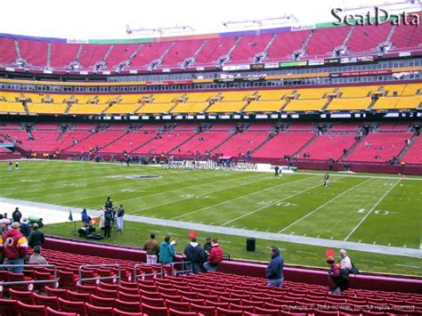 fedex field section 221 fedexfield section 139 rateyourseats com
