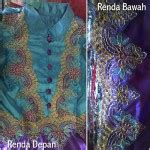 Gamis Monalisa Motif Tartan Biru baju gamis satin princess biru ungu busana muslimah