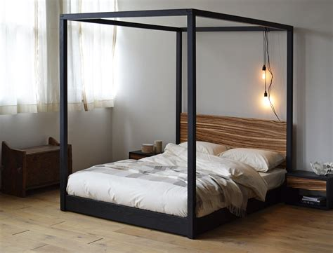 modern 4 poster bed choosing a modern four poster bed blog natural bed company