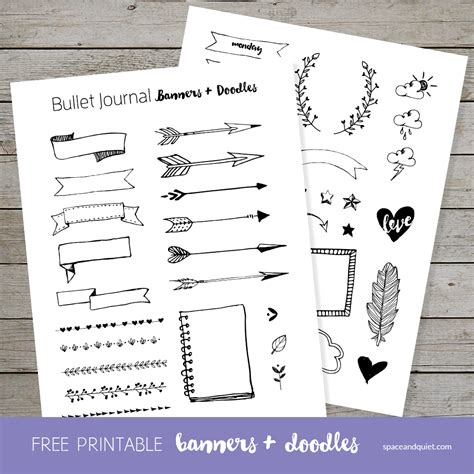 Galerry printable blog planner pages