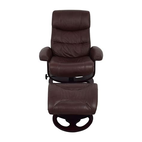 brown leather recliner chair sale 59 off macy s macy s aby brown leather recliner chair