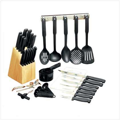 Good Set Of Kitchen Knives Product Details