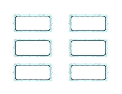 Best Photos of Blank Labels To Print   Printable Blank